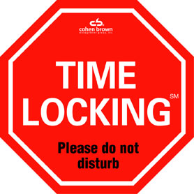 Time Locking Sign